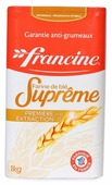 Мука Francine пшеничная высший сорт