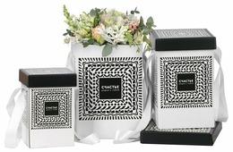 """Набор подарочных коробок Дарите счастье """"Счастье рядом с тобой"""" 3 шт."""