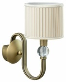 Настенный светильник CHIARO София 355022101