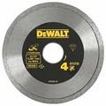 Диск алмазный отрезной 115x22.2 DeWALT DT3735