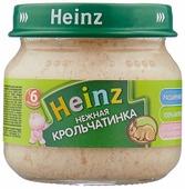Пюре Heinz Нежная крольчатинка (с 6 месяцев) 80 г, 1 шт