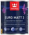 Краска Tikkurila Euro Matt 3 для детской матовая