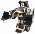 Робот-трансформер Jia Qi Troopers Velocity Экскаватор TT675