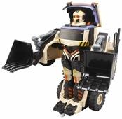 Робот-трансформер Jia Qi Troopers Velocity Экскаватор