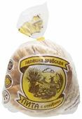 Хлеб-Пита Лепешка арабская Пита с отрубями 400 г