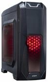 Компьютерный корпус ExeGate EVO-8202 w/o PSU Black