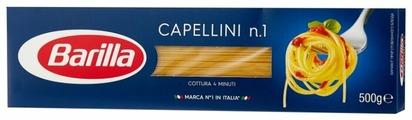 Barilla Макароны Capellini n.1, 500 г