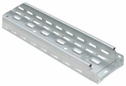 Лоток кабельный листовой IEK CLP10-050-100-3 50 х 100 х 3000 мм