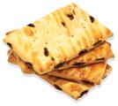 Печенье Семейка ОЗБИ затяжное с изюмом, яблоком и корицей, 1,8 кг
