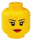 Контейнер LEGO Storage Head Small Girl
