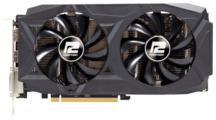 Видеокарта PowerColor Radeon RX 590 1545MHz PCI-E 3.0 8192MB 8000MHz 256 bit DVI HDMI HDCP Red Dragon
