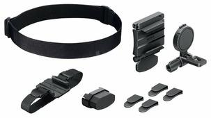 Набор универсальных креплений на голову для экшн-камер Sony BLT-UHM1