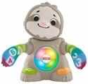 Интерактивная развивающая игрушка Fisher-Price Танцующий ленивец (GHY96)