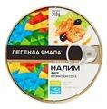 Легенда Ямала Налим филе в томатном соусе, 240 г