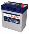 Автомобильные аккумуляторы Bosch S4 018 (540126033) 40 А/ч JIS