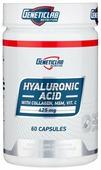 Препарат для укрепления связок и суставов Geneticlab Nutrition Hyaluronic acid 60 шт.