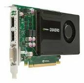 Видеокарта HP Quadro K2000 PCI-E 2.0 2048Mb 128 bit DVI