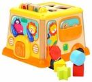 Развивающая игрушка Zhejiang Top Bright Manufacturing Школьный автобус