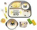 Комплект посуды Nobvan Супергерой