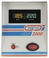 Cтабилизатор энергия АСН-2000 с цифр. дисплеем 2000 ВА Напряжение входа (рабочее) В 140-260 9 A