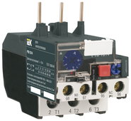 Реле перегрузки тепловое IEK DRT10-0017-0025