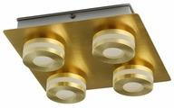 Люстра светодиодная De Markt Пунктум 549010804, LED, 20 Вт