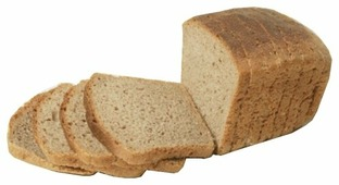 Авангард Хлеб Украинский ржано-пшеничный в нарезке 320 г