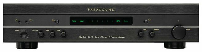 Предварительный усилитель Parasound 2100