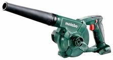 Аккумуляторная воздуходувка Metabo AG 18 602242850 без аккумулятора и ЗУ