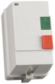 Магнитный пускатель/контактор перемен. тока (ac) IEK KKM26-025-380-00