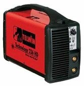 Сварочный аппарат Telwin Technology 236 HD 230V ACX (TIG, MMA)