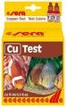 Sera Cu-Test тесты для аквариумной воды