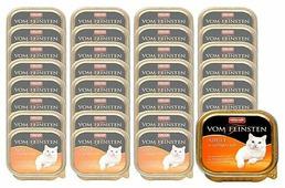Корм для кошек Animonda Vom Feinsten беззерновой, с курицей, с телятиной 100 г (паштет)