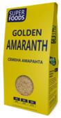 Компас Здоровья Семена амаранта Golden Amaranth Seeds картонная коробка 150 г