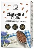 Семена льна Алтэя Алтайские хрустящие 100 г
