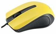 Мышь Perfeo PF-353-OP-Y Black-Yellow USB