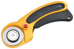 Prym Раскройный нож Comfort 611393 с фиксатором лезвия, 45 мм