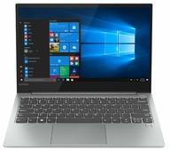 "Ноутбук Lenovo Yoga S730-13IWL (Intel Core i5 8265U 1600 MHz/13.3""/1920x1080/8GB/256GB SSD/DVD нет/Intel UHD Graphics 620/Wi-Fi/Bluetooth/Windows 10 Home)"