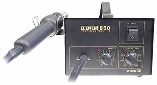 Паяльный фен ELEMENT 850