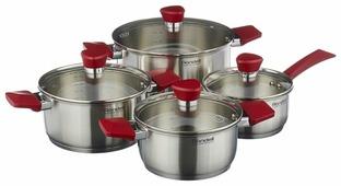 Набор посуды Rondell Strike RDS-818 8 пр.