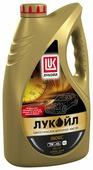 Моторное масло ЛУКОЙЛ Люкс синтетическое SN/CF 5W-40 4 л