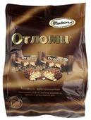 Конфеты АККОНД Отломи, вафельная начинка с карамелью, пакет