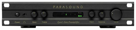 Предварительный усилитель Parasound Zpre2