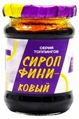 Топпинг Fun&Food Сироп Финиковый