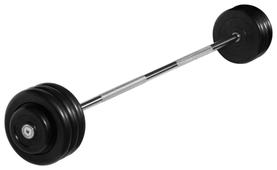 Набор спортивных штанг MB Barbell неразборная MB-BarMW-B 37.5 кг