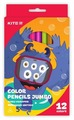 Kite цветные карандаши Jumbo, 12 цветов (K19-048-5)