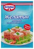 Dr. Oetker Желатин пищевой