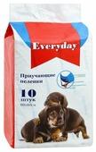 Пеленки для щенков впитывающие Everyday Гелевые 60х60 см