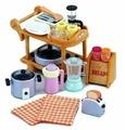 Игровой набор Sylvanian Families кухонной посуды 2819
