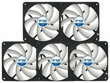 Система охлаждения для корпуса Arctic Arctic F12 Value Pack